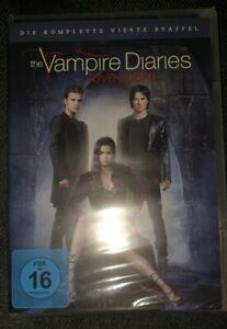 The Vampire Diaries - Staffel 4  [5 DVDs] (2013) *NEU* -OVP-