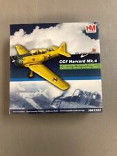 HobbyMaster Diecast CCF Harvard Mk.4 Flugdienstsffael Techische  HA1502 1:72