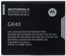 For Motorola Moto G5 Battery Internal Replacement Original New GK40 2800mAh 3.8V