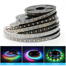 5V WS2812B Led Strip Waterproof IP65 IP67 30Leds/m 60Leds/m 5M Neon 5V Led light