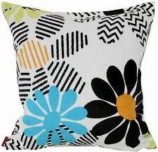 """MISSONI HOME PILLOW COVER MARGHERITA COLLECTION ORALEE 603 INDOOR OUTDOOR 16x16"""""""