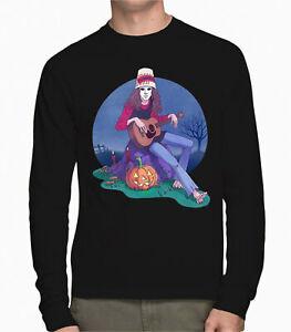 Buckethead Awakening Halloween Night Weed Soothsayer Black Long Sleeve T-Shirt