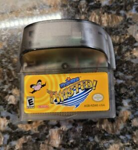 Nintendo Gameboy Advance GBA - WARIOWARE TWISTED - Tested/Working w/ Pics used