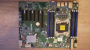 Supermicro X10Sri-F Lga2011-3 Motherboard Xeon E5 V3/V4