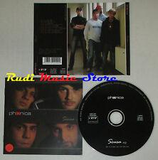 CD PHONICA Scusa ep 2005 1ST POP RECORDS P0975DM lp mc dvd