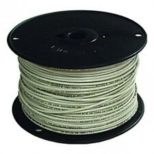 ENCORE 18 AWG TFN SOLID COPPER WIRE 500 FT. SPOOL IN WHITE