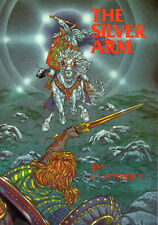 THE SILVER ARM by Jim FitzPatrick First Edition Signed with 8×5 print. Fantasy
