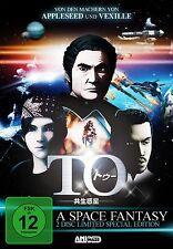 TO - A Space Fantasy ( Anime auf Deutsch ) 2 DVDs Steelbook SE NEU OVP