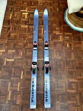 Kastle CS Polo Skis 160cm With Tyrolia 180 Bindings