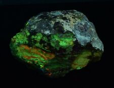 Fluorescent Agate Nodule