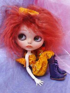 Custom blythe ooak doll