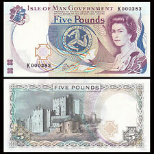 Isle Of Man 5 Pounds, ND 1983, P-41b, UNC