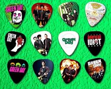 GREEN DAY - Guitar Picks - Set of 12