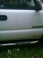 01 chevrolet 2500hd extra cab passenger side doors