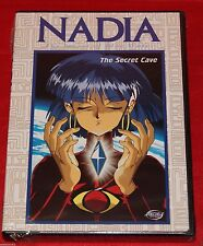 Nadia: Secret of the Blue Water Vol. 8 - The Secret Cave (DVD, 2002) BRAND NEW