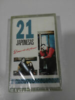 21 Japanese El Market del Pleasure Cassette Tape Spanish Edition Wea New Nueva