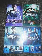GRIMM  STAFFEL 1,2,3,4,5  DVD  1217