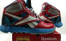 Reebok  Marvel Sole Redemption Spider-Man Themalvibe Basketball  Midtops size 3