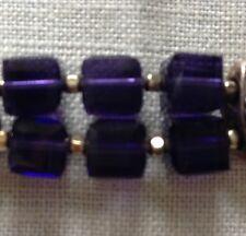 Factory Pack- Purple Velvet 6mm Swarovski 5601 Crystal Cube Beads
