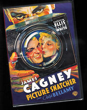PICTURE SNATCHER (DVD) JAMES CAGNEY -  Near Mint from an opened box set