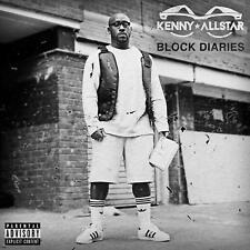 Kenny Allstar - Block Diaries [CD]