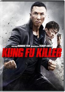 Kung Fu Killer (2015, DVD)(WGU01634D) Donnie Yen (aka Kung Fu Jungle)