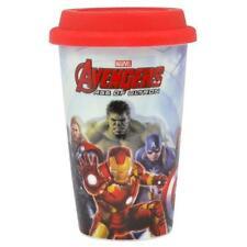 The Avengers Age Of Ultron Tazza Da Viaggio In Ceramica Con Coperchio &