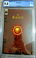 The Source #1 CGC 9.8 Scout Comics