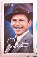 USPS Stamp, Frank Sinatra (2008) Scott # 4265