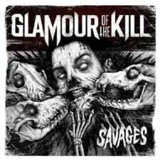 GLAMOUR OF THE KILL - SAVAGES  CD NEW+