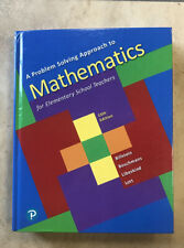 Problem Solving Approach to Mathematics for Elementary School Teachers Annotated