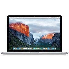 """Mid 2015 15"""" Apple MacBook Pro Retina 2.2 GHz Core I7 256 GB SSD 16gb RAM"""