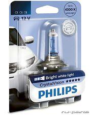 Genuine PHILIPS Crystal Vision H4, HB2 60/55W 12V P43t 12342CVB1 4300K (1 bulb)