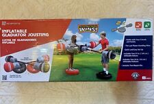 MD Sports Inflatable Gladiator Jousting Set for Summer Fun!
