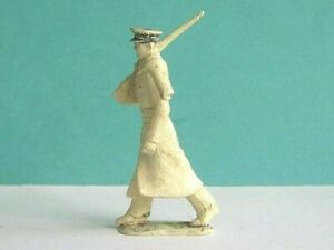 1 x MARX 1960's. AMERICAN MILITARY ACADAMY CADET TOY SOLDIER. 60mm SCALE