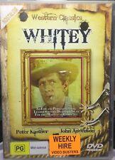 Whitey dvd  Western Classics