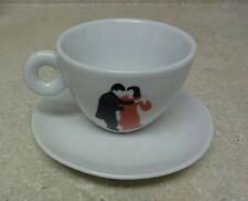 Illy Art Espresso Cup and Saucer TAZZINE  MARCO LODOLA