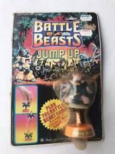 Swiny Boar - Vintage Battle Beasts Jump Up Figure - New in Package
