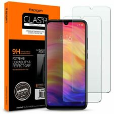 Spigen SGP Tempered Glass Full Cover GLAS.tR 2 pack for Xiaomi Redmi Note 7