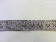 Alte Seiden gold Sariborte 215/6 nr. 1804 antique saree borders braid