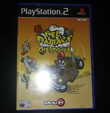 CELL DAMAGE OVERDRIVE PS2