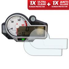 BMW S1000RR / XR / R '15> Dashboard Screen Protector: 1 x Clear & 1 x Anti-Glare