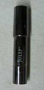 1 tube JULEP ITS BALM LIP CRAYON NECTAR PINK CREME unsealed shiny tube