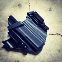 Polymer 80 - P80 Glock 26 - Appendix IWB Kydex Concealed Carry Holster