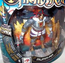 "ThunderCats Mumm-Ra The Warrior 4"" Deluxe Action Figure Bandai NEW SEALED"