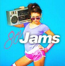 Various Artists - 80's Jams / Various [New CD]