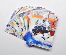2013-14 KHL Barys Astana Full 18-Card Base Set