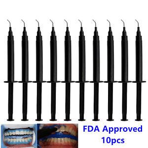 10pcs 3ml Gingival Gel dam Barrier Gum Protector Before Teeth Whitening FDA MSDS