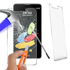 For LG Stylus 2 - Super Tough Tempered Glass Screen Protector