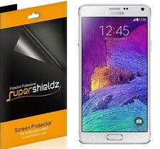 3X Supershieldz Anti Glare Matte Screen Protector Film For Samsung Galaxy Note 4